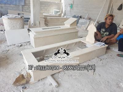 Makam Keramik Marmer | Model Makam Muslim Minimalis