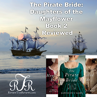 The Pirate Bride Book Revies