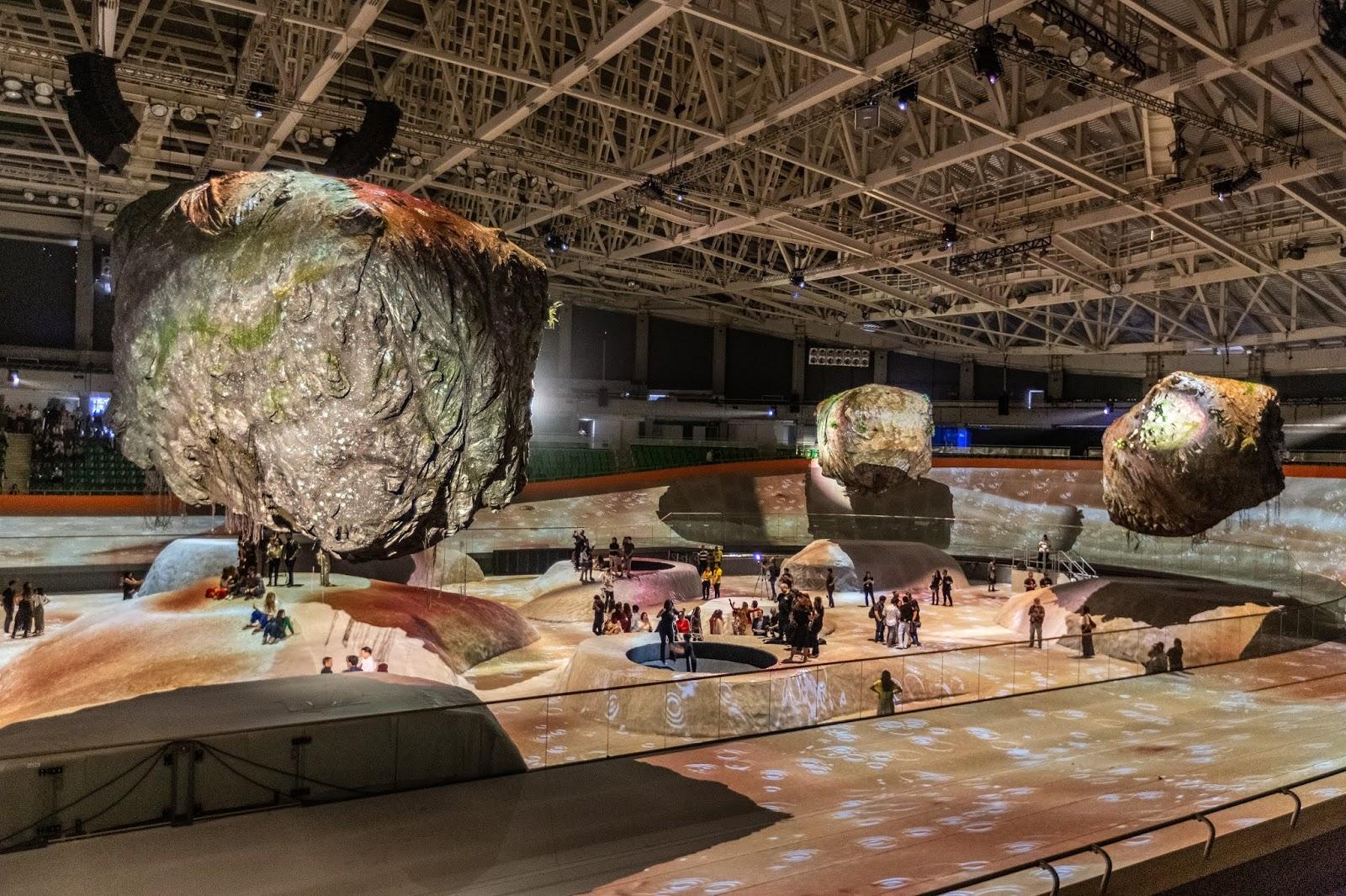 """Rock in Rio 2019: """"Nave - Nosso Futuro é Agora"""""""
