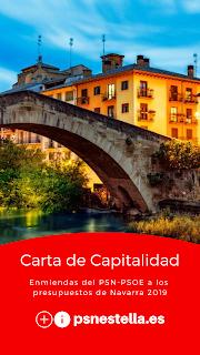 Enmiendas para Estella-Lizarra 2019