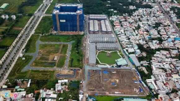 Sở Xây dựng TP.HCM báo cáo gì vụ 110 biệt thự 'xây chui'?