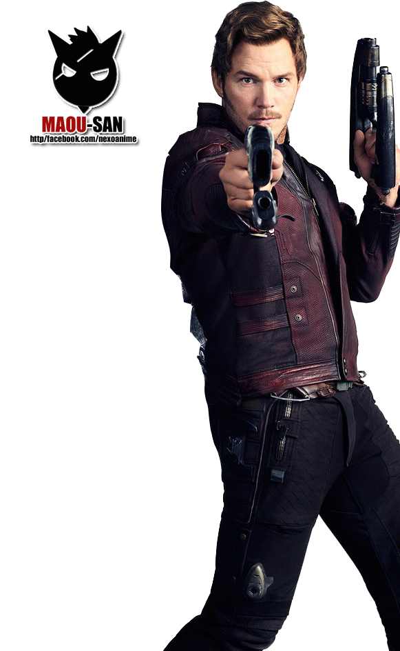 render Star Lord