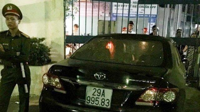 Khởi tố ông Nguyễn Văn Điều TBNC Tỉnh ủy Thái Bình uống rượu lái xe gây tai nạn chết người