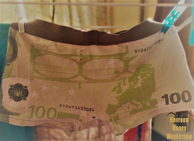 100 euro boxershort