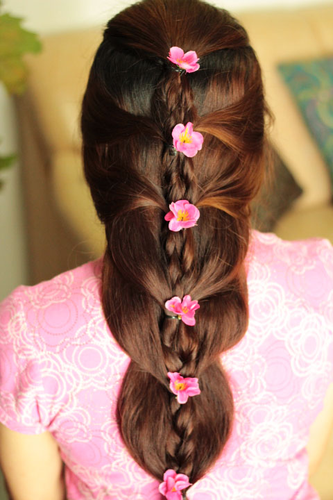 simple style for hair spencer hastings hairstyles for the wedding 8073
