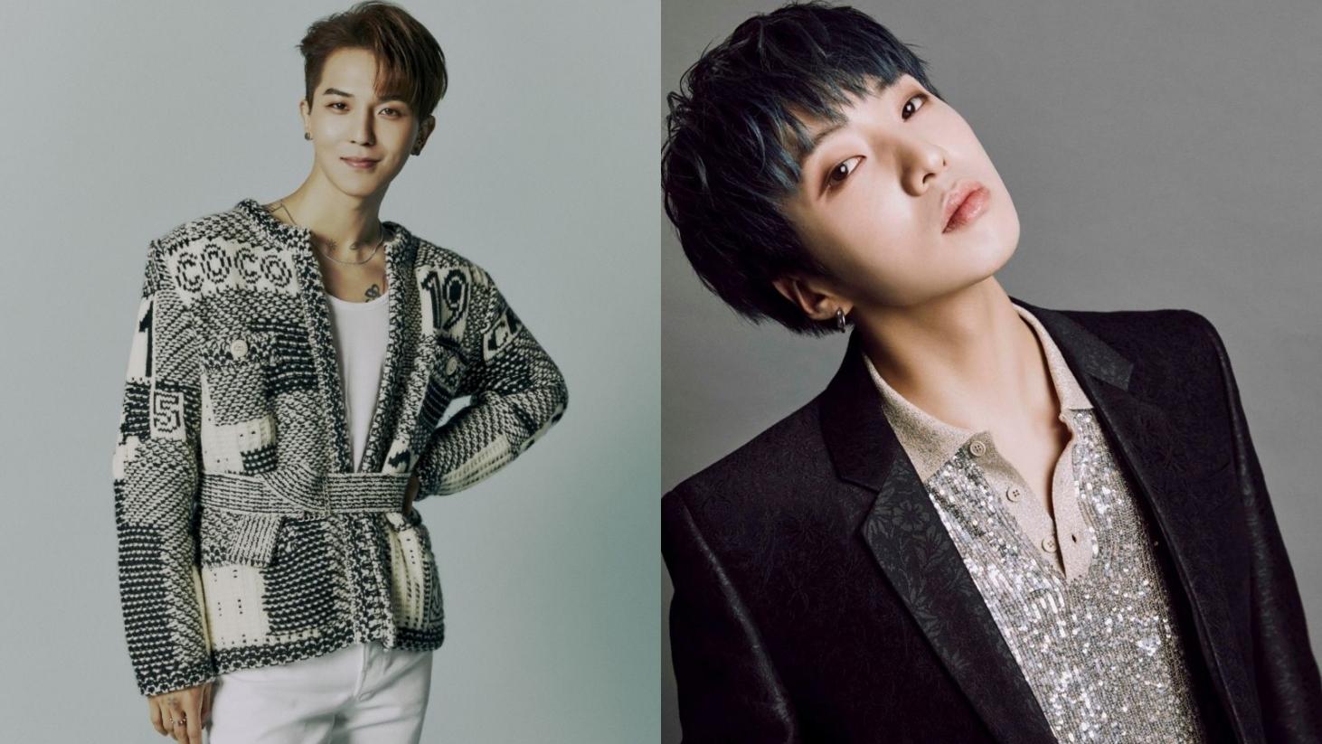 YG Entertainment Confirms The Solo Comeback Plan of WINNER's Mino and Kang Seung Yoon