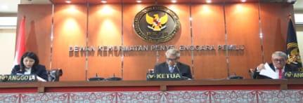 Diduga Terlibat Asusila, Anggota Bawaslu Diberhentikan