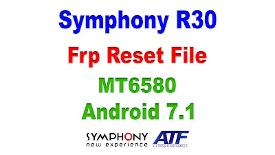 Symphony R30 Frp Reset File