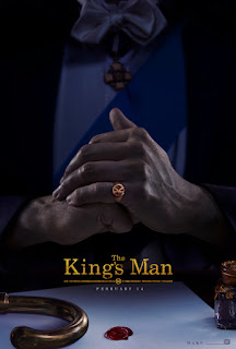 THE KING'S MAN movie poster (2020)