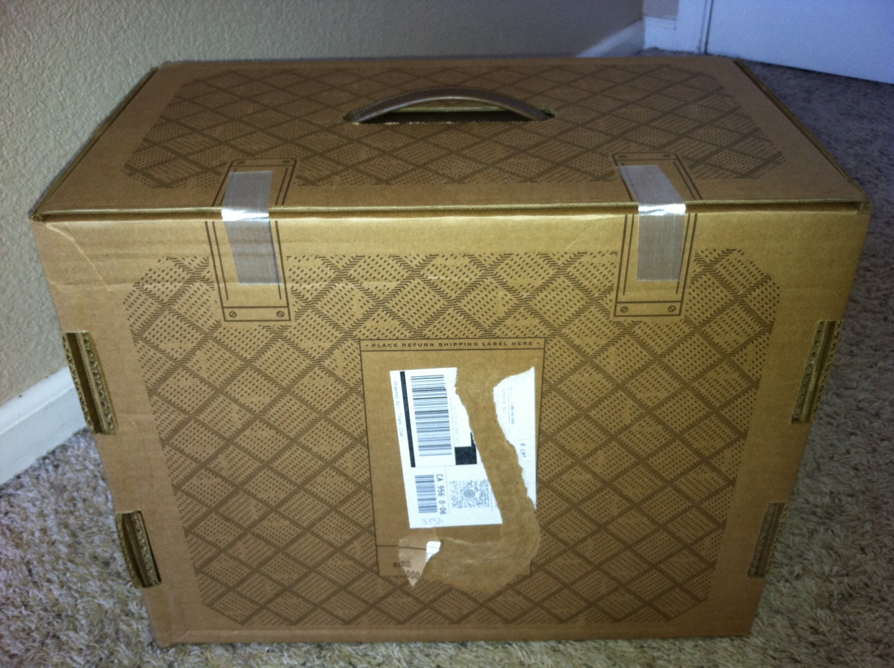 Nully Baby Blog: Trunk Club Review #1
