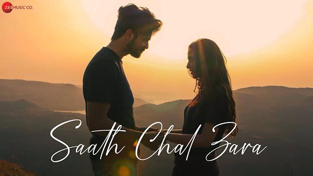 Saath Chal Zara Song Lyrics | Anshuman Rai & Vahini Pandita | Aryan Sharma | Divyam Jain Lyrics Planet