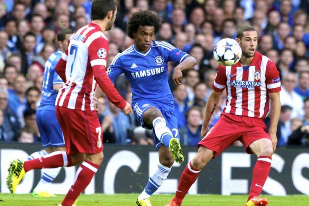 Prediksi Chelsea vs Atletico Madrid Liga Champions