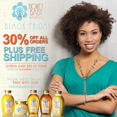 Black Friday natural hair 2016