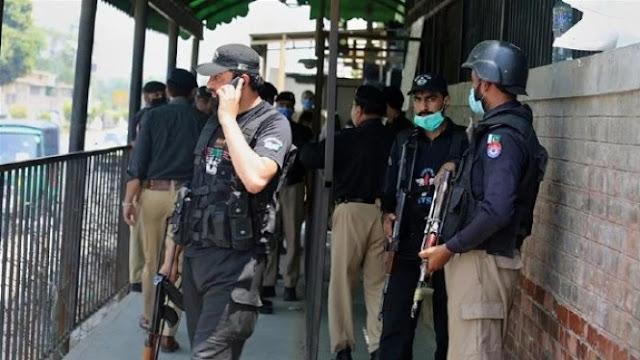 Mengaku Nabi, Pria Pakistan Ditembak Mati di Ruang Sidang