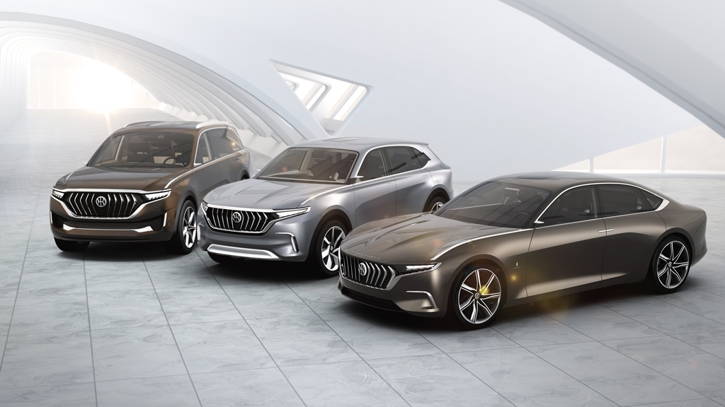 Pininfarina Hkg Step It Up With Two