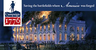 Remember the Burning of Washington!