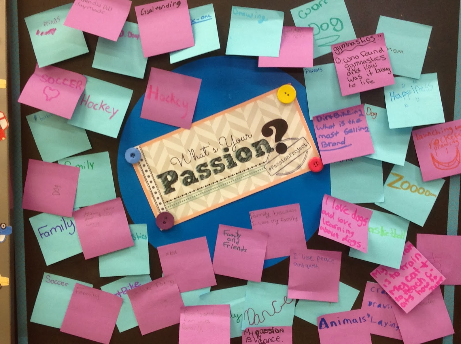 Runde S Room Passion Projects In The Classroom
