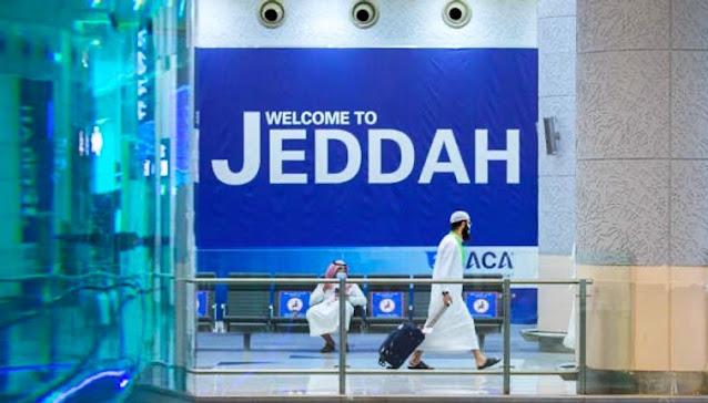 Alhamdulillah, Bandara Jeddah Bersiap Sambut Kedatangan Tamu-tamu Allah