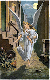 The Angel - a story by Hans Christian Andersen