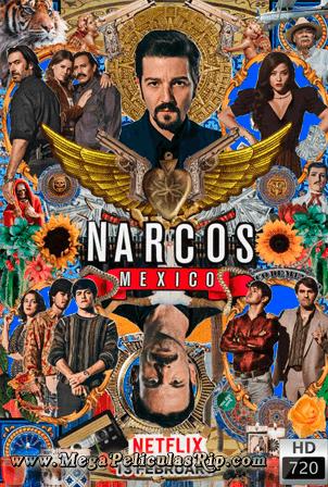 Narcos Mexico Temporada 2 [720p] [Latino] [MEGA]