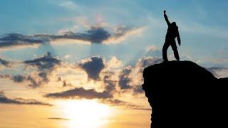 Membangun Pribadi Pantang Menyerah