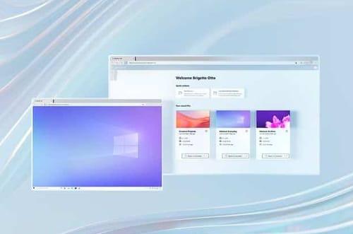 Microsoft introduces cloud computing with Windows 365
