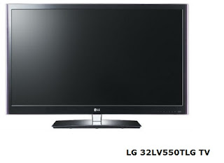 LG 32LV550T review