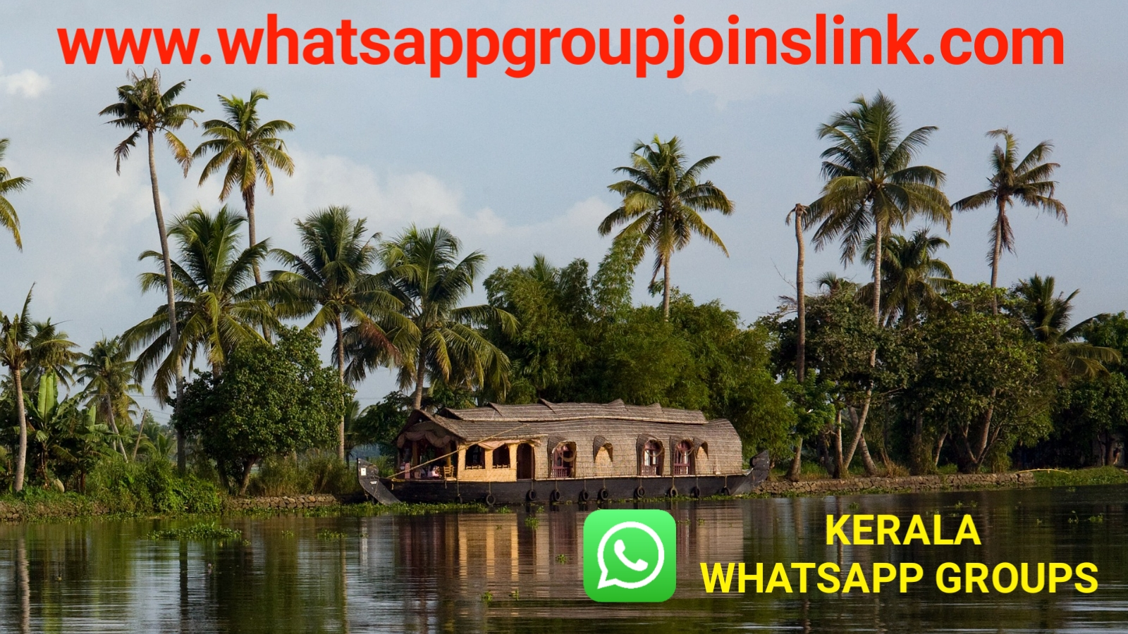 Kerala 2019 WhatsApp Group Joins Link