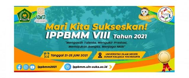 IPPBMM VIII Resmi Dibuka, Tuan Rumah UIN Sunan Kalijaga Jadi Sorotan