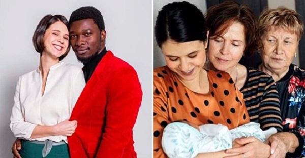 Как выглядят дети девушки из Ижевска и африканского принца