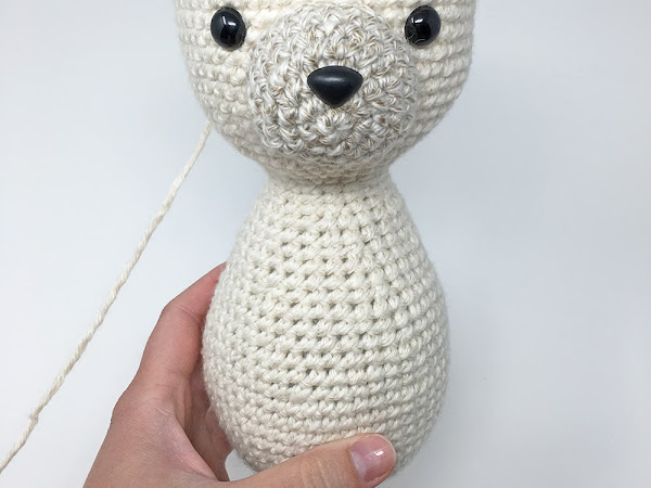 Puppy Crochet-A-Long Part 1