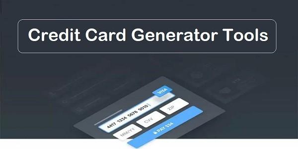 مواقع توليد بطاقة فيزا وهمية