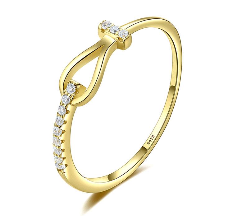 鏤空小魚 925純銀戒指