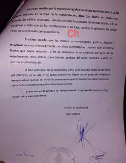 Denuncia Gustavo Perotti página 2