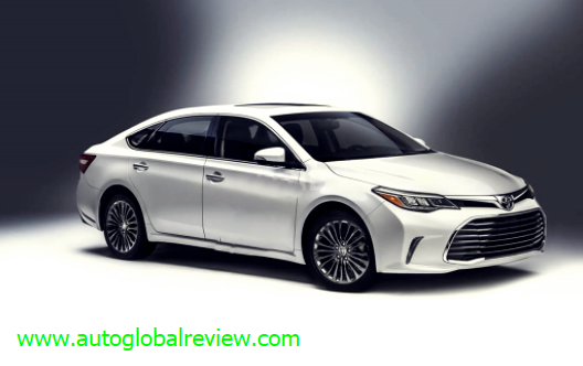 2019 Toyota Avalon Hybrid USA