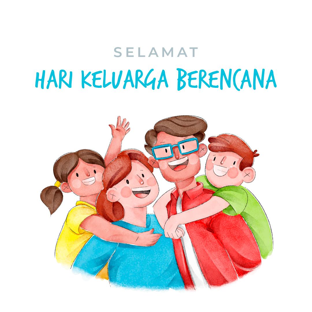 Gambar Ucapan Selamat Hari Keluarga Berencana Nasional - 29 Juni 2021