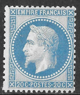 France 1862 Emperor Napoleon III