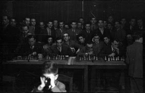 Simultáneas de Arturito Pomar en Lérida el 17 de abril de 1946 (20)