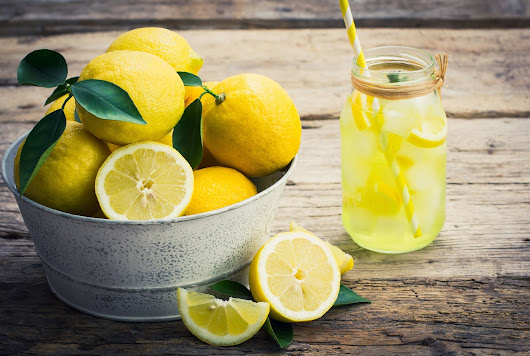 Lemonade May Be Easier to Make Than You Think