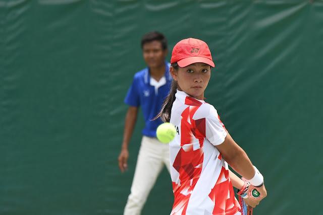 Priska Madelyn Nugroho Melaju ke Babak 2 Grand Slam Prancis Terbuka