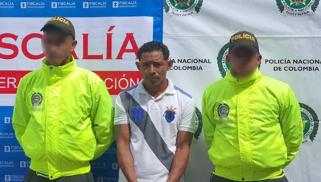 Capturado 'El Maracucho' principal sospecho del asesinato de un comerciante en Riohacha