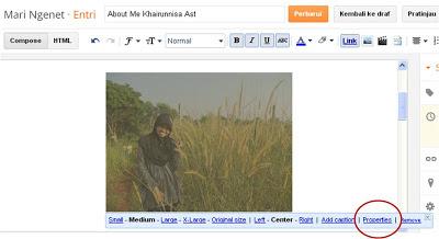 Cara Upload Foto ke Google Gambar