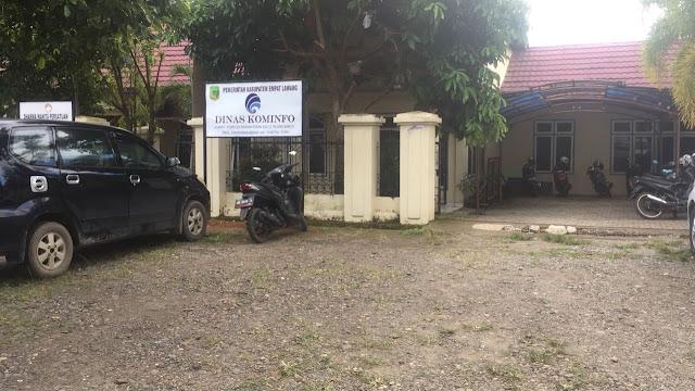 Kominfo Empat Lawang Tak Butuh Media Online