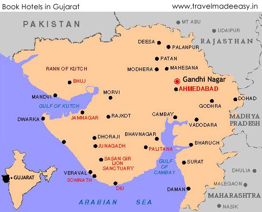 Baroda India Map.Macmurdo First British Resident To The Kutch Region West India