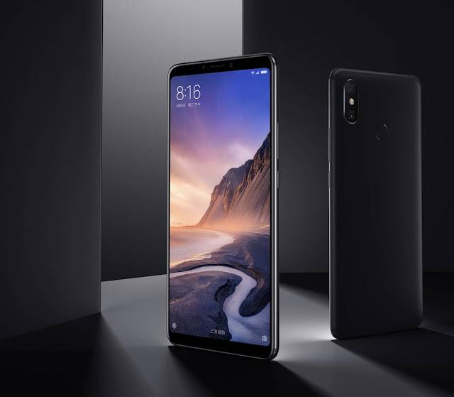 Presentación Xiaomi Mi Max 3
