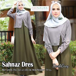 Sahnaz Dress by Ori Naura