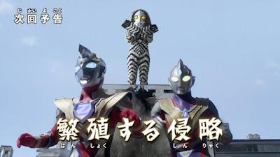 Ultraman Trigger Episode 08 Preview