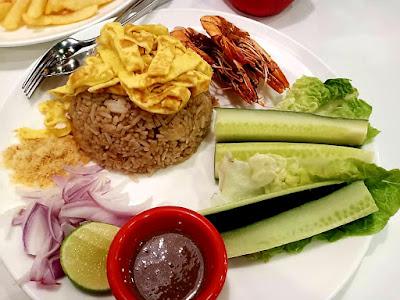 Gambar Nasi Goreng Belacan