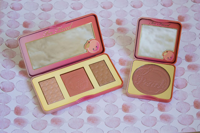 Collection Peach de Too Faced