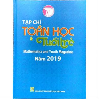 Tạp chí Toán học và Tuổi trẻ 2019 ebook PDF-EPUB-AWZ3-PRC-MOBI